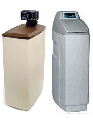 Cabinet All-In-One Water Softeners